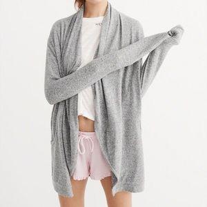 Abercrombie Jersey Knit Sweater- XS